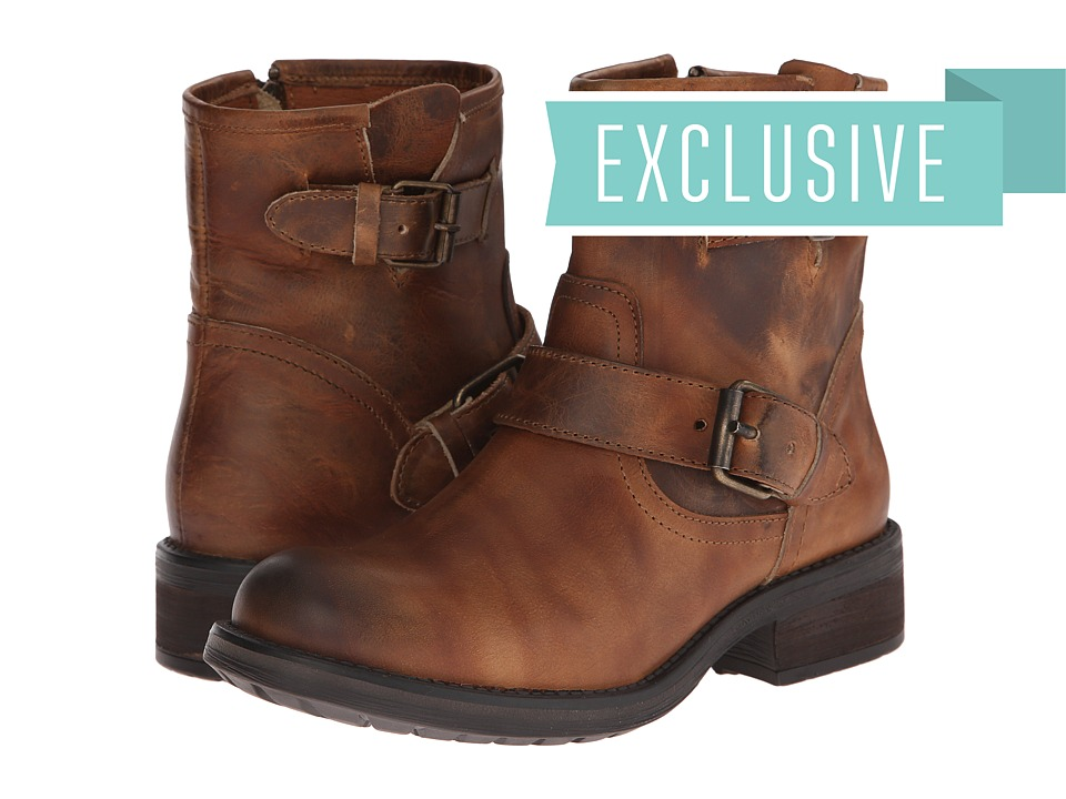 Steve Madden Exclusive Damiannn (Brown Leather) Women