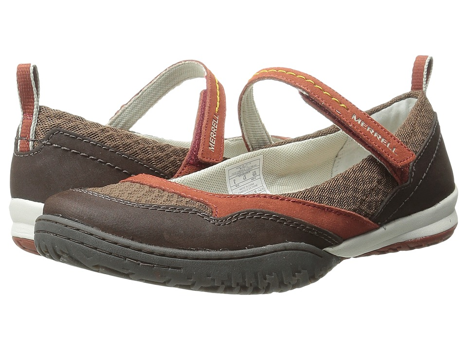 Merrell - Albany Rift MJ (Arabian Spice) Women's Shoes