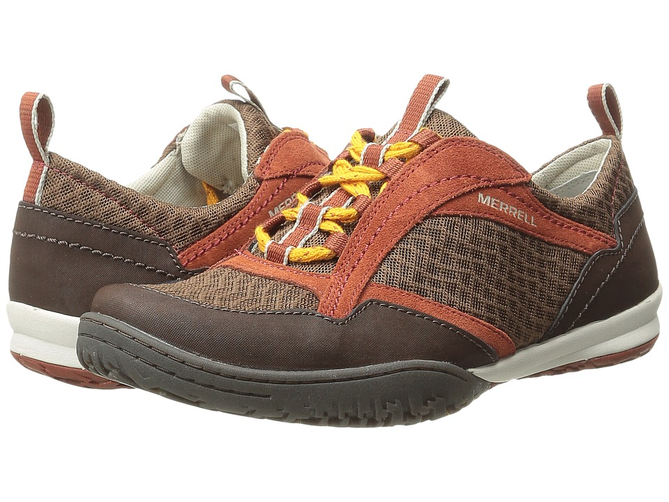 Merrell - Albandy Rift Lace (Arabian Spice) Women's Shoes