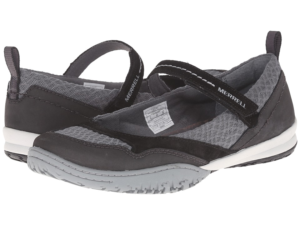 Merrell - Albany Rift MJ (Black/Grey) Women's Shoes