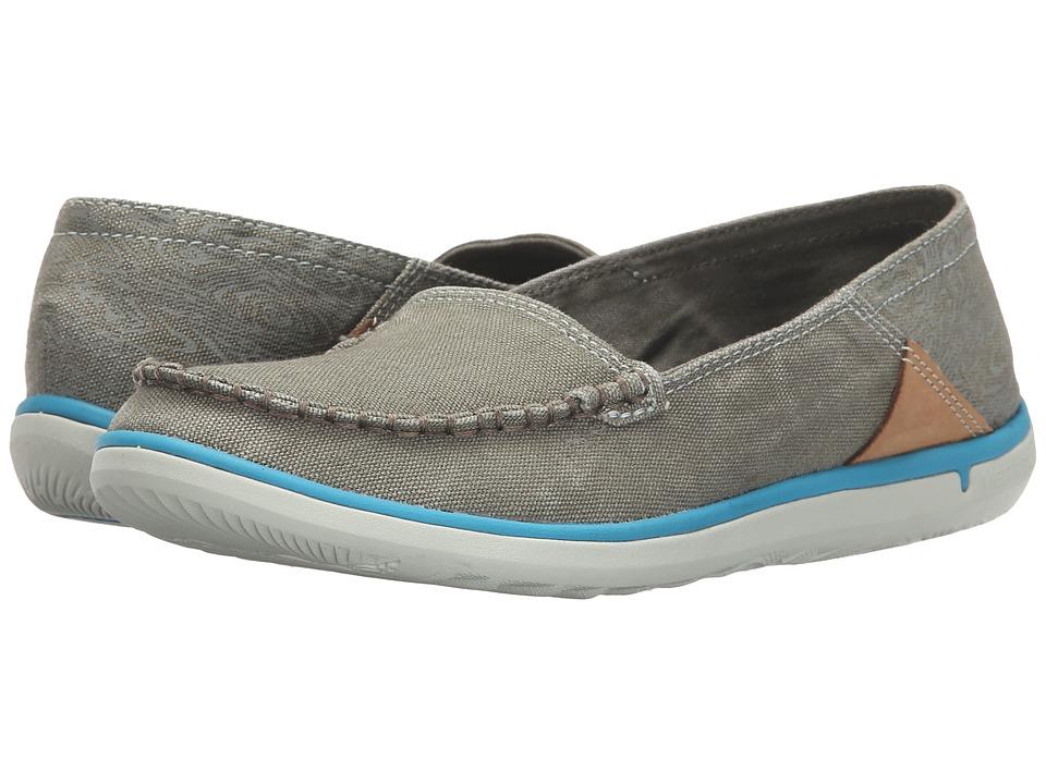 Merrell - Duskair Moc (Putty) Women's Shoes