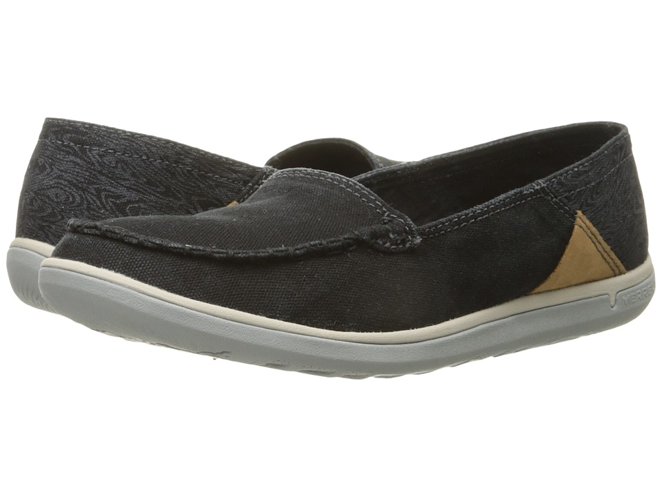 Merrell - Duskair Moc (Black) Women's Shoes
