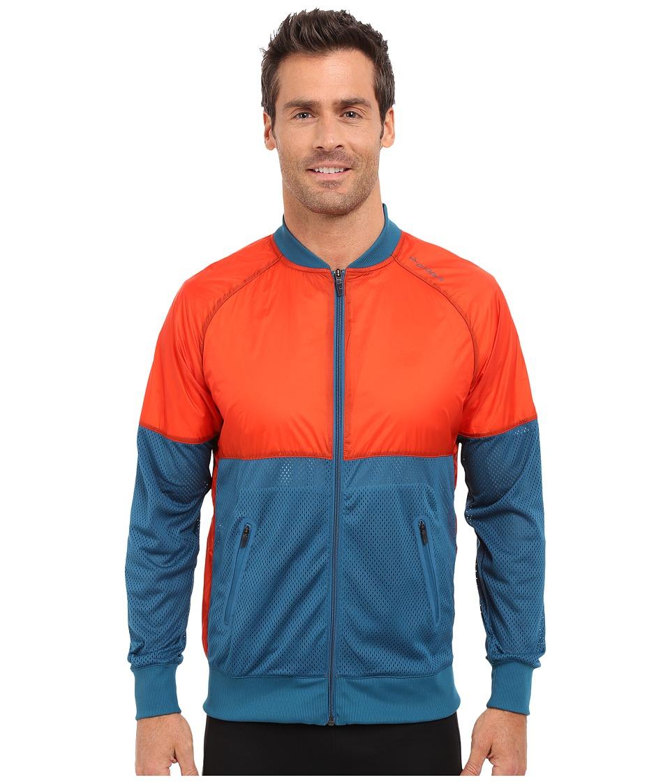 Brooks - Run-Thru Jacket (River/Desert) Men's Coat