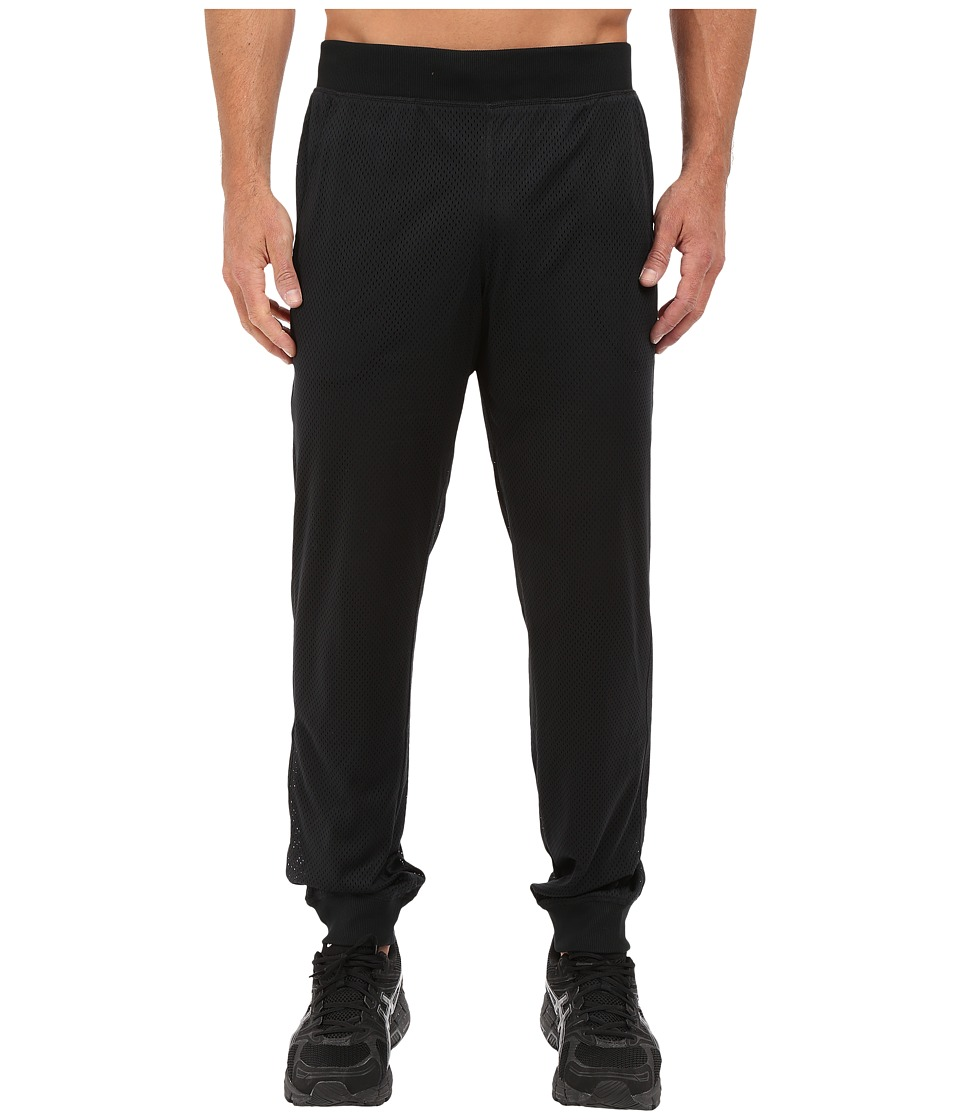 Brooks - Run-Thru Pants (Black) Men's Workout
