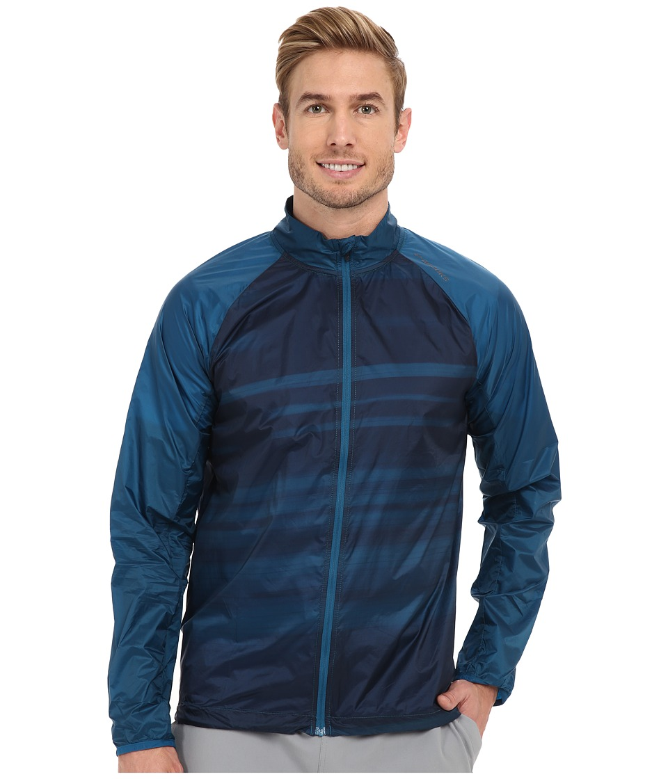 Brooks - LSD Jacket (River Blur) Men's Coat