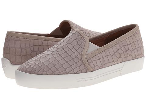 Joie - Huxley (Sandstone Crocco) Women's Slip on Shoes