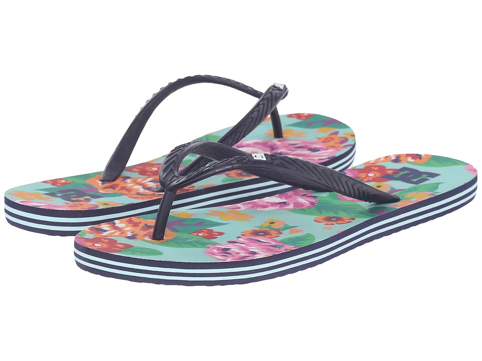DC - Spray Graffik (Multi 1) Women's Sandals
