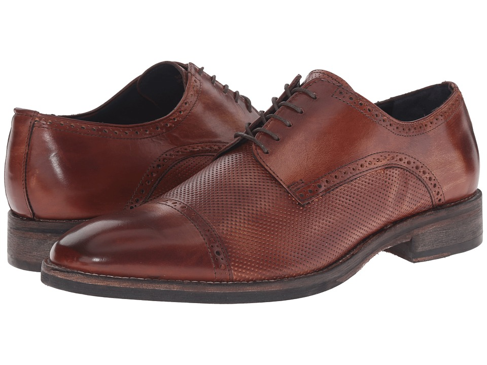 Messico - Alan (Cognac Vintage Leather) Men's Shoes