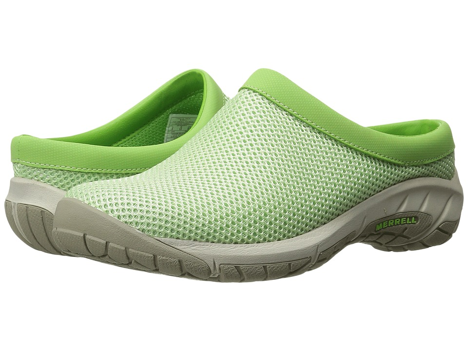 Merrell - Encore Breeze 3 (Paradise Green) Women's Shoes