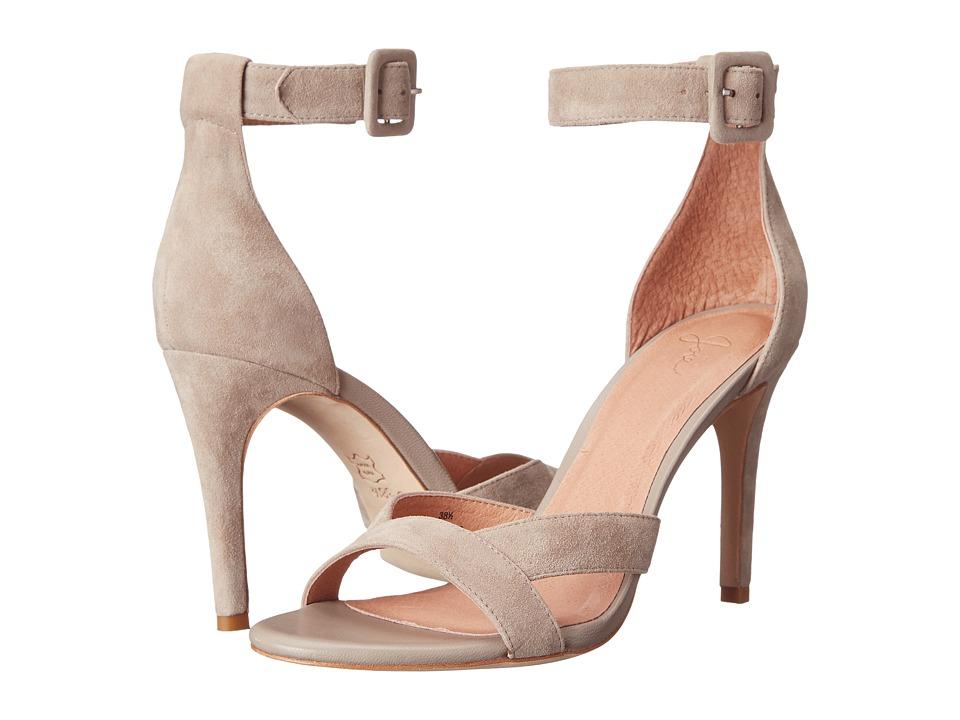 Joie - Alvita (Sandstone Kid Suede) High Heels