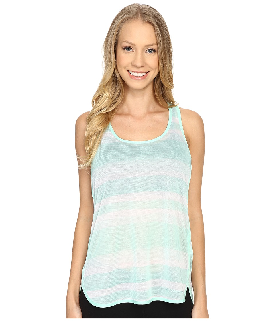 Brooks - Ghost Racerback Top (Surf Scape) Women's Sleeveless