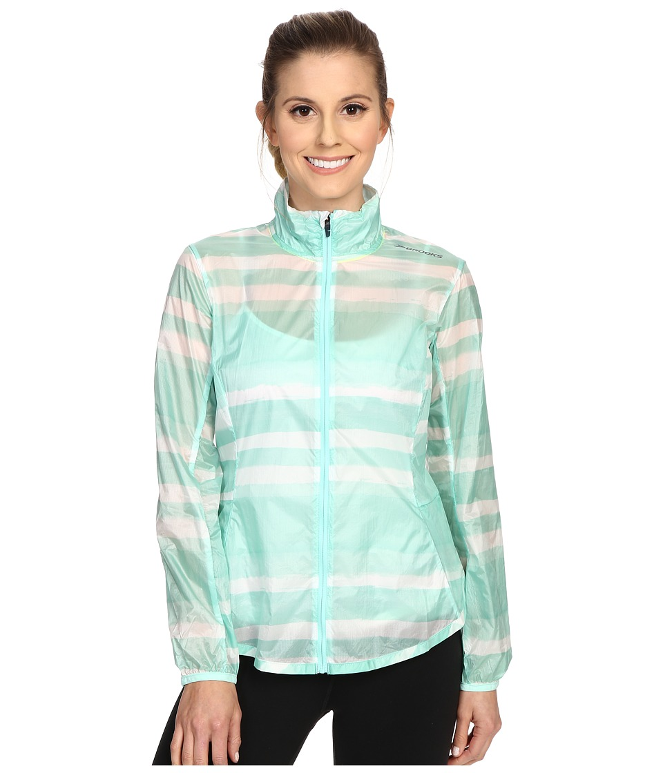 Brooks - LSD Jacket (Surf Scape) Women's Coat