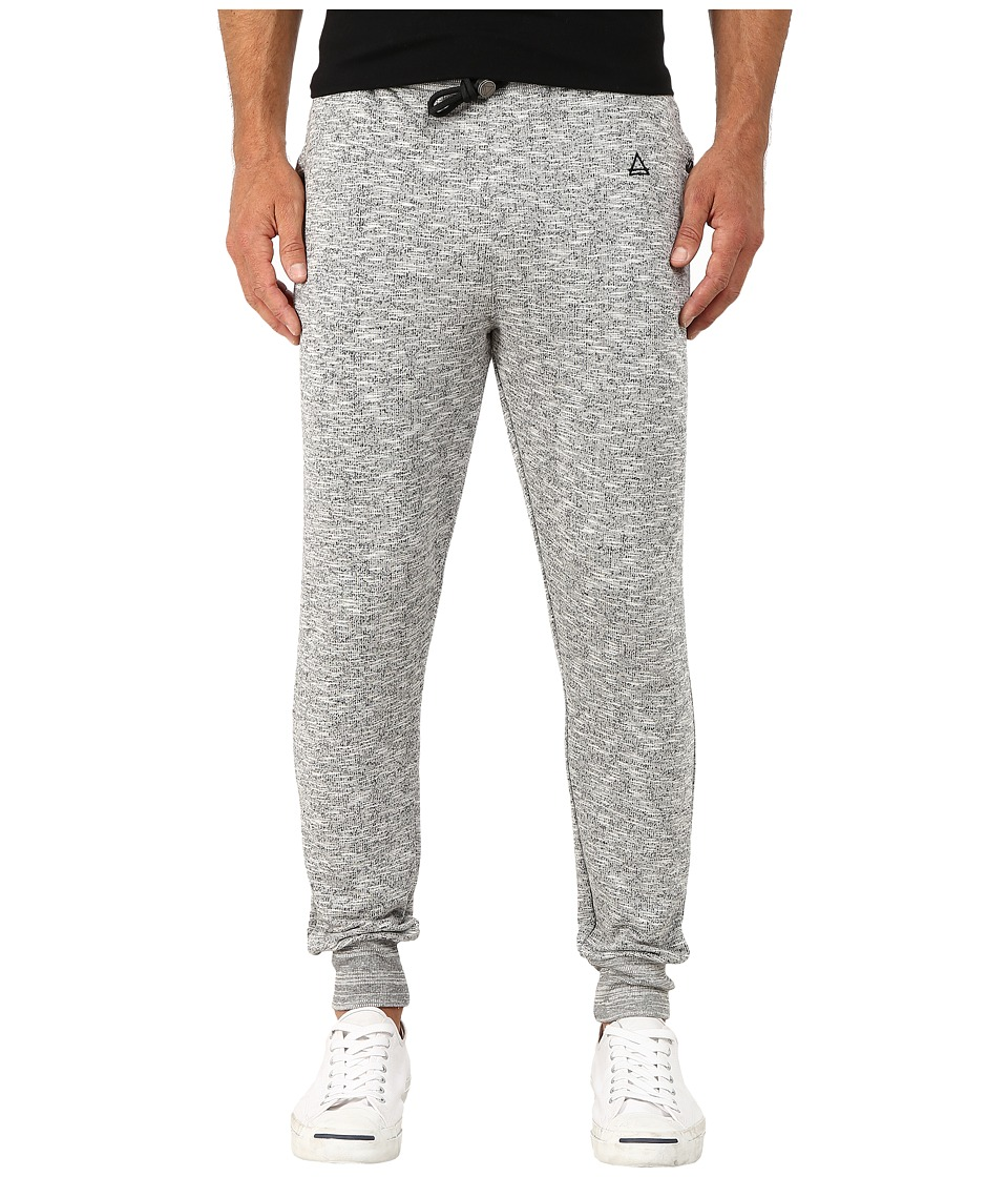 Eleven Paris - Sum Billy Fleece Pants (Foggy Grey) Men's Casual Pants