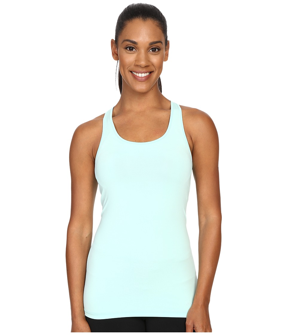 Brooks - Pick-Up Tank Top (Surf) Women's Sleeveless