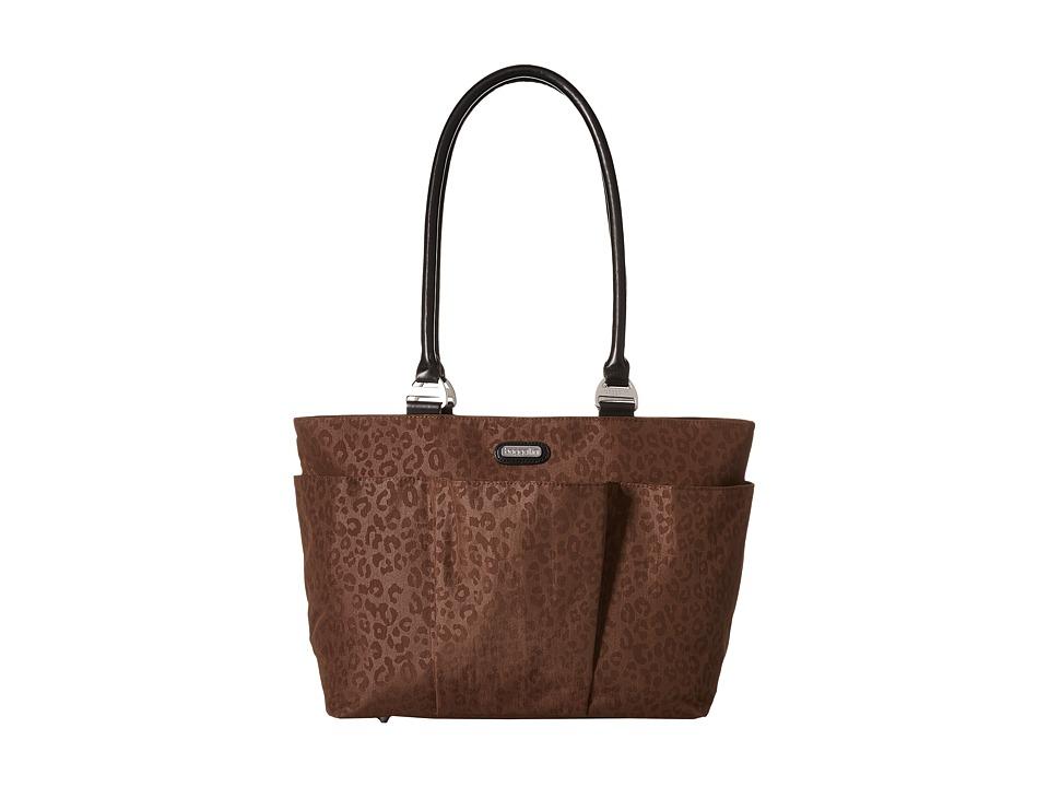 Baggallini - A La Carte (Mocha/Cheetah) Handbags