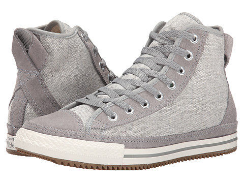 Converse - Chuck Taylor All Star Elsie Hi (Grey) Women's Classic Shoes