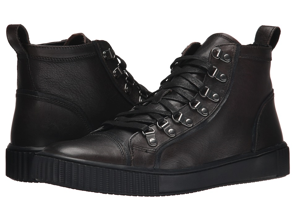 John Varvatos Bedford Hiker (Black) Men