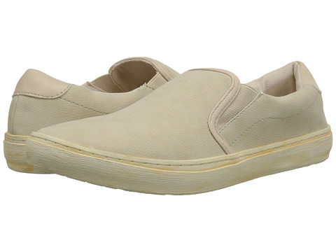 Miz Mooz - Serafina (Cream) Women's Flat Shoes