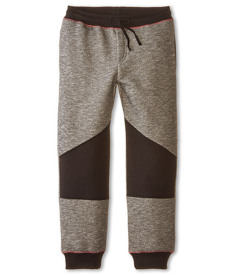 Junior Gaultier - Paiden Sweat Pants (Big Kid) (Noir) Boy
