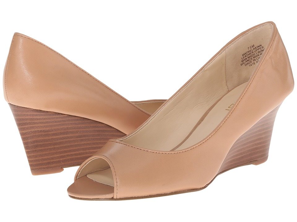 Nine West - Relaxinn (Taupe Leather) Women's Shoes