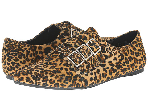 Penny Loves Kenny - Sort (Leopard) Women's Shoes
