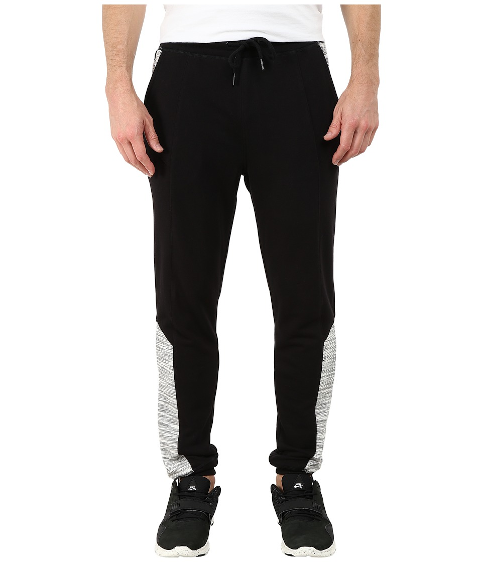 Staple - Tephra Sweatpants (Black) Men's Casual Pants