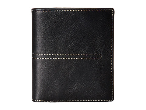 Lodis Accessories - Rae B Small Card Wallet (Black) Wallet Handbags
