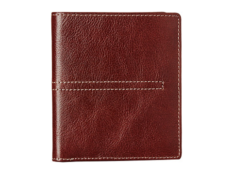 Lodis Accessories - Rae B Small Card Wallet (Brown) Wallet Handbags