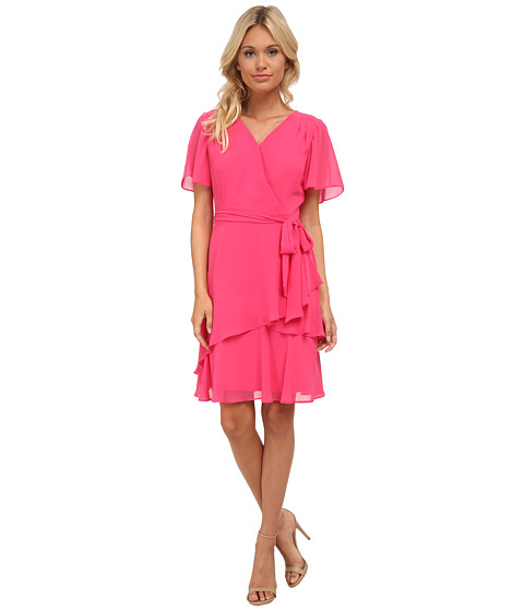 Tahari by ASL - Howie - P Dress (Pink) Women