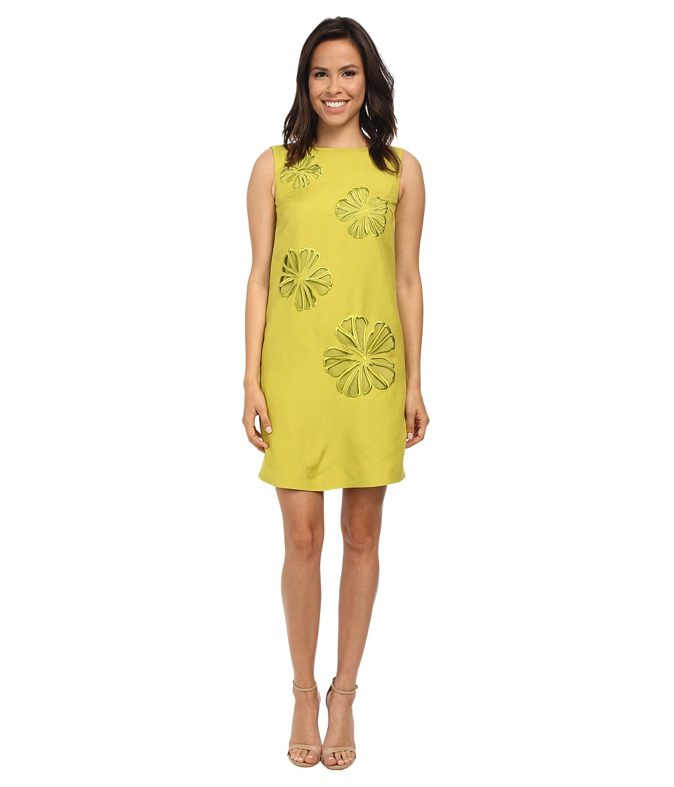 Tahari by ASL - Jess - Q Dress (Lime Green) Women