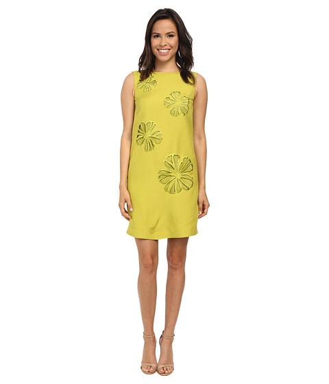 Tahari by ASL - Jess - Q Dress (Lime Green) Women