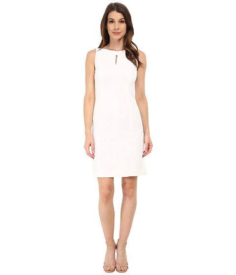 Tahari by ASL - Andy - Q Dress (White) Women's Dress