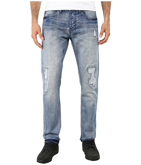 Staple - Security Denim (Light Stone Wash) Men's Jeans