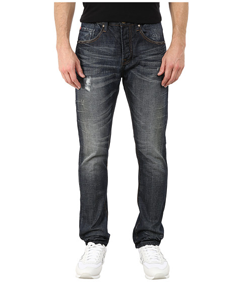 Staple - Defense Denim (Dark Stone Wash) Men's Jeans