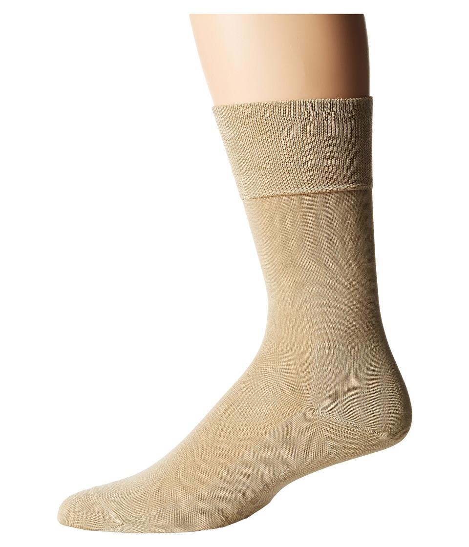 Falke - Tiago Crew Socks (Sand) Men's Low Cut Socks Shoes