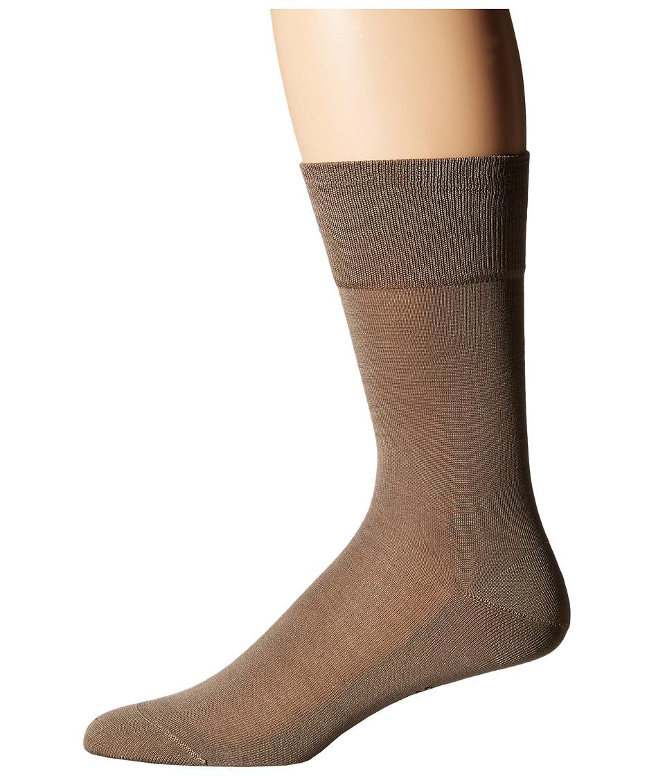 Falke - Tiago Crew Socks (Vulcano) Men's Low Cut Socks Shoes
