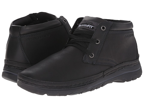 SKECHERS - Selected Renton (Black) Men