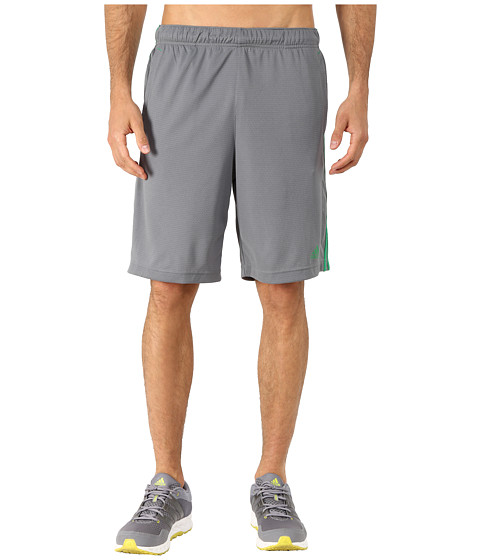 adidas - Essential Shorts (Visgre/Green) Men's Shorts