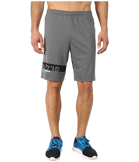 Reebok - ONE Series A/M Shorts (Dark Grey) Men's Shorts