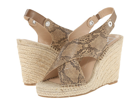 DV by Dolce Vita - Saundra (Natural Snake) Women's Shoes