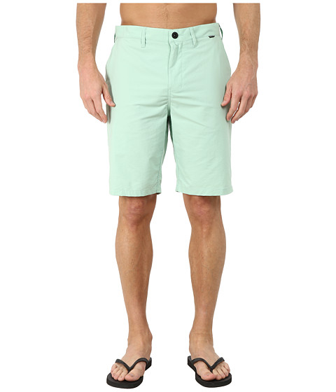 Hurley - Dri-FIT Chino Walkshorts (Enamel Green) Men's Shorts