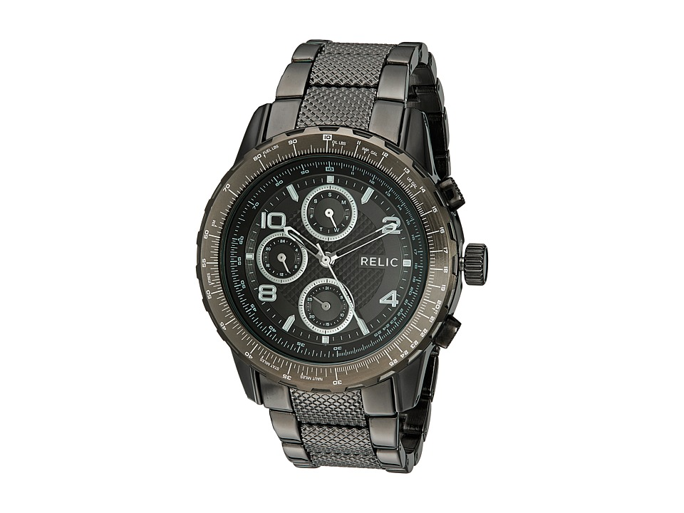 Relic - Ryder (Gunmetal/Gunmetal) Watches