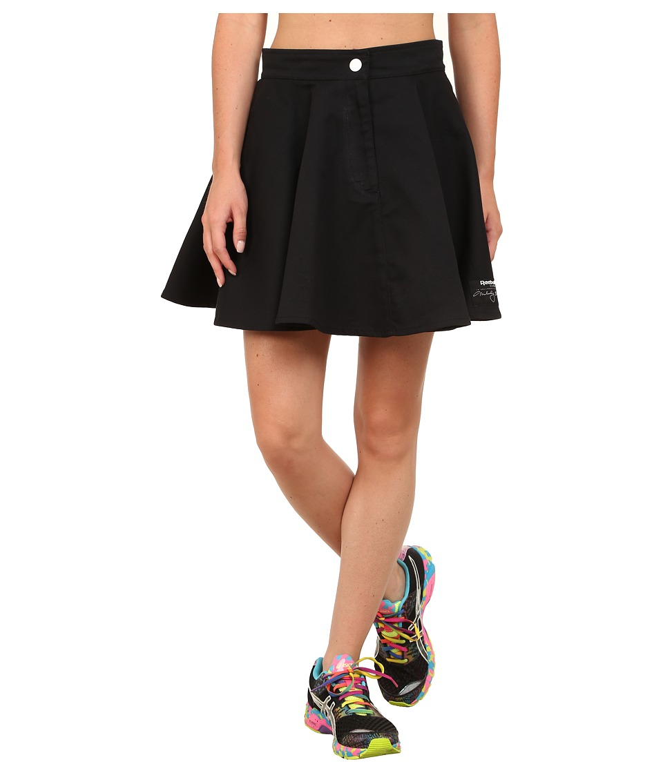 Reebok - ME Flare Circle Skirt (Black) Women
