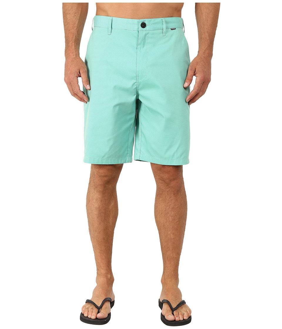 Hurley - Dri-FIT Harry Walkshorts (Enamel Green) Men