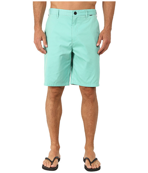 Hurley - Dri-FIT Harry Walkshorts (Enamel Green) Men's Shorts