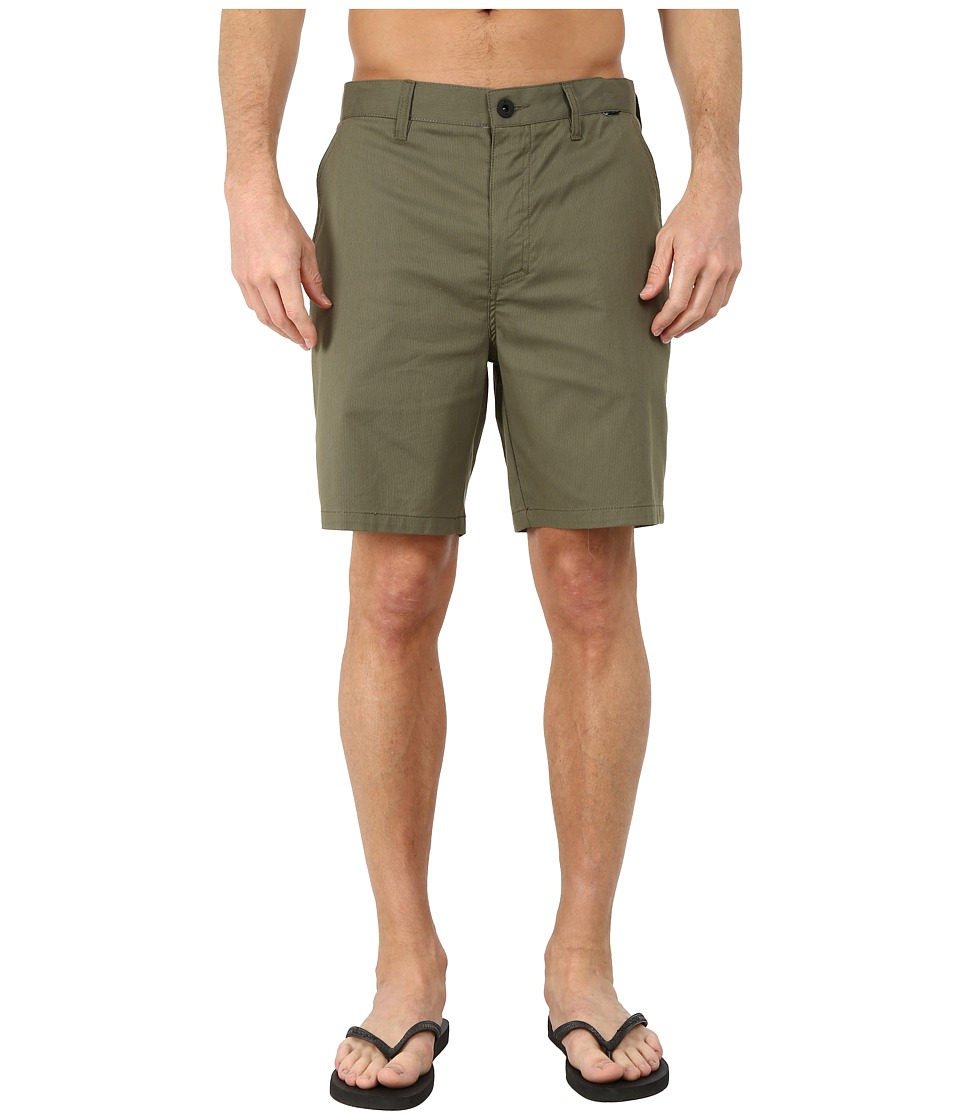 Hurley - Dri-FIT Beat Walkshorts (Faded Olive) Men's Shorts