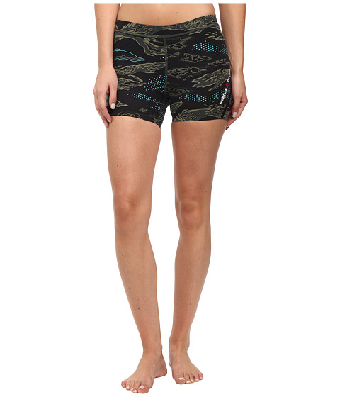 Reebok - CrossFit Bootie 2 Shorts (Dark Sage) Women