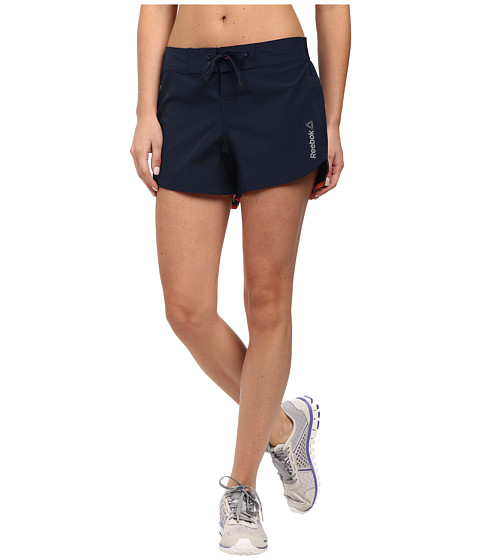 Reebok - ONE Series 5 Shorts (Faux Indigo) Women's Shorts