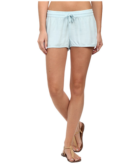 Hurley - Beachrider Woven Shorts (Chambray 2) Women's Shorts