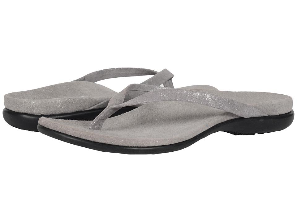 VIONIC - Corfu (Grey Suede) Women's Sandals